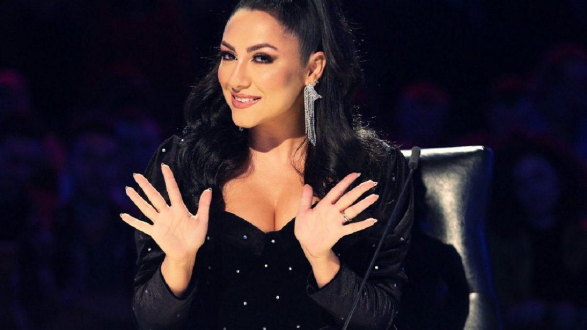 """Andra, gafă de proporții la """"Românii au talent""""! Ce a putut să îi întrebe pe doi concurenți, după ce s-au sărutat"""