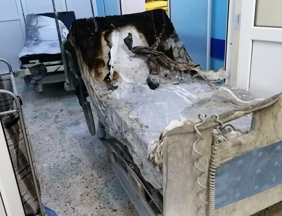 Primii martori în Dosarul Piatra Neamț, audiați la peste patru luni de la producerea incendiului din secția ATI a Spitalului Piatra Neamț