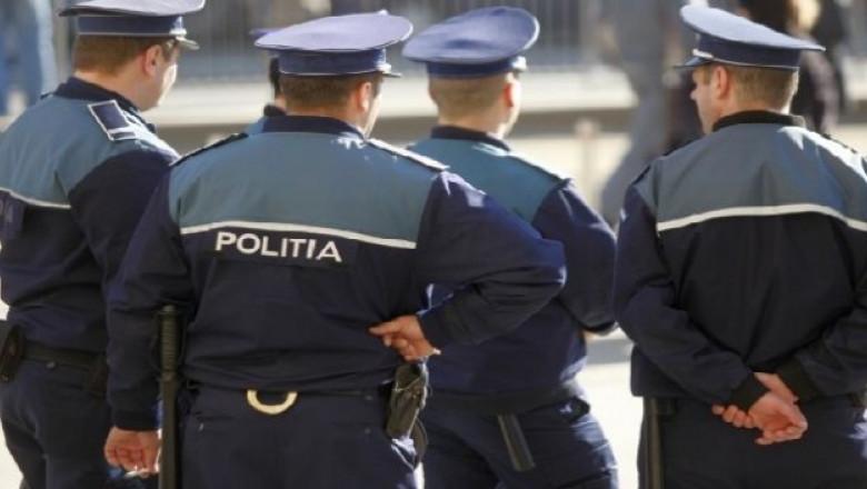 Polițiștii au întrerupt seara de film într-un restaurant din Cluj