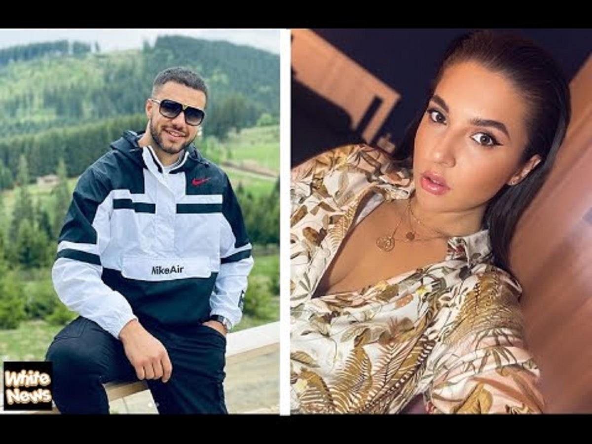 """Cine este bărbatul care are grijă de iubita însărcinată a lui Culiță Sterp, în timp ce artistul este în Dominicană. Daniela s-a """"dat de gol"""" singură"""