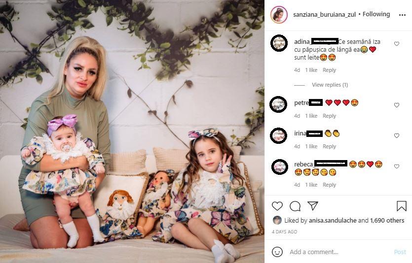 Ştefania Isabela Ioana ia lecții de canto și, până la vârsta de cinci ani, ea a participat la diferite prezentări de modă pentru copii © Instagram
