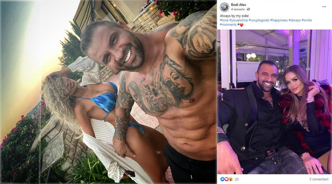 Alex Bodi s-a despărțit cu scandal de Bianca Drăgușanu și, ulterior, el și-a oficializat relația cu Radia Radionova. Povestea de iubire pe care a avut-o alături de focoasa moldoveancă s-a încheiat de curând © Facebook
