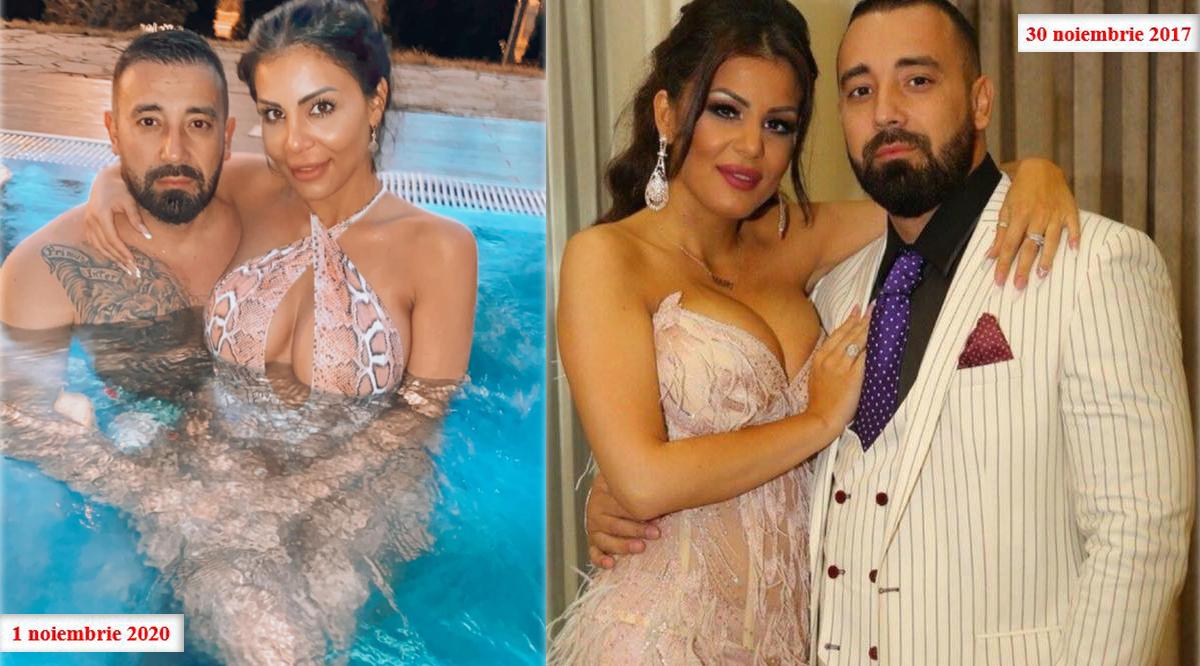 Manu Bombardieru și soția lui, Nicoleta Claudia Balint, au doi copii împreună. El și fiica lui Sile Cămătaru s-au căsătorit pe 13 august 2015 © Facebook