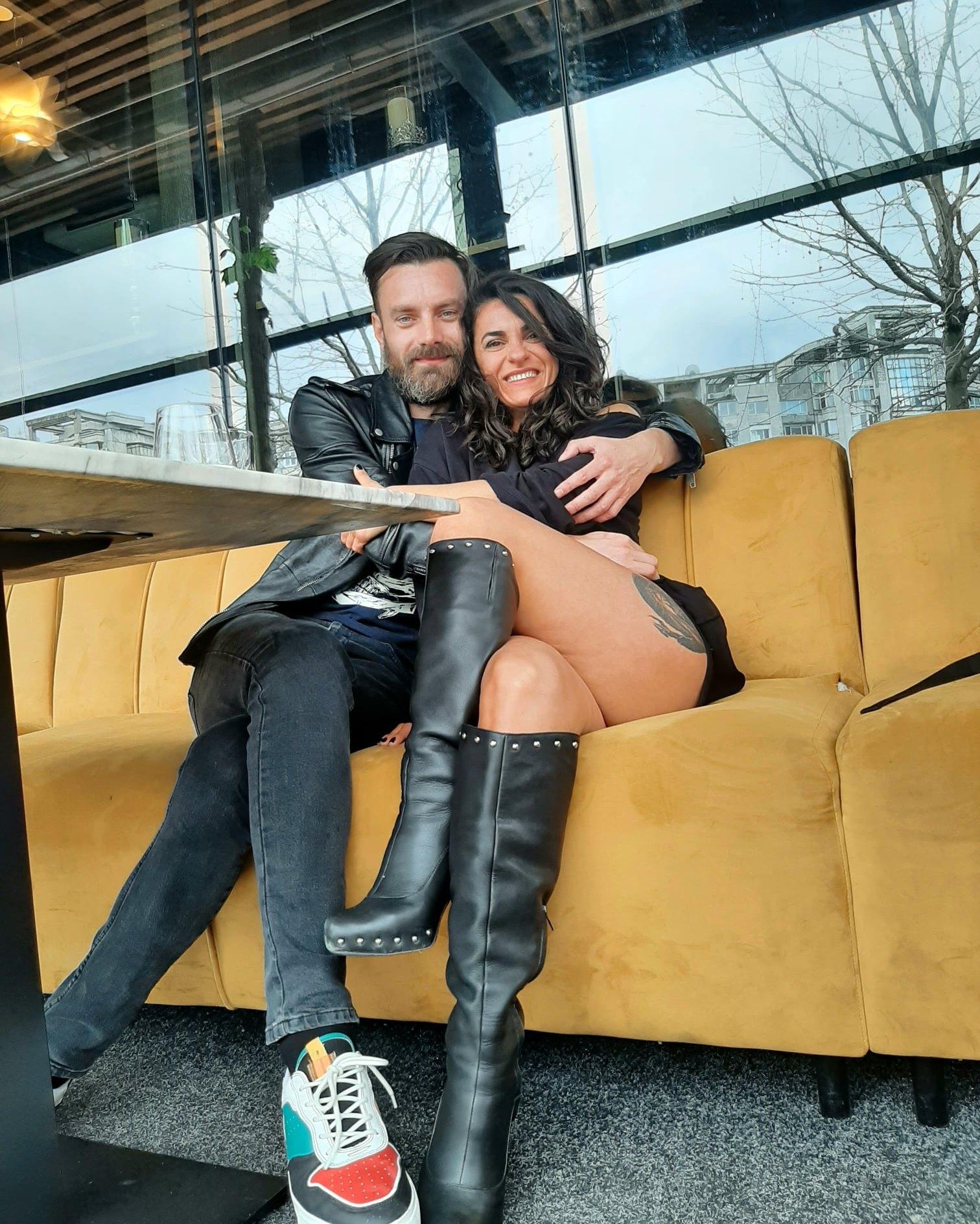 Fosta soție a lui Mădălin Ionescu și noul ei iubit