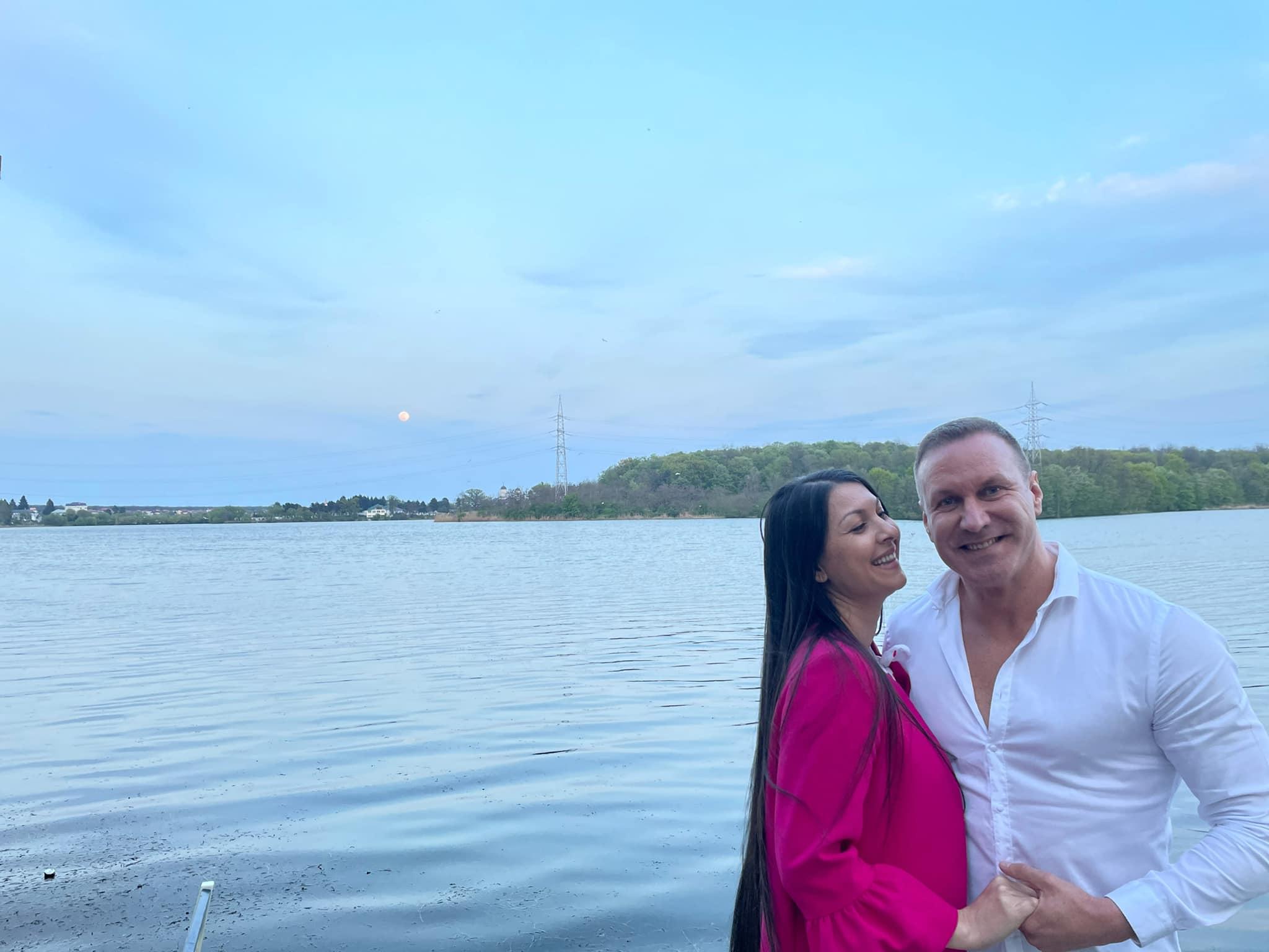 Alin Oprea și Medana trăiesc o frumoasă poveste de dragoste