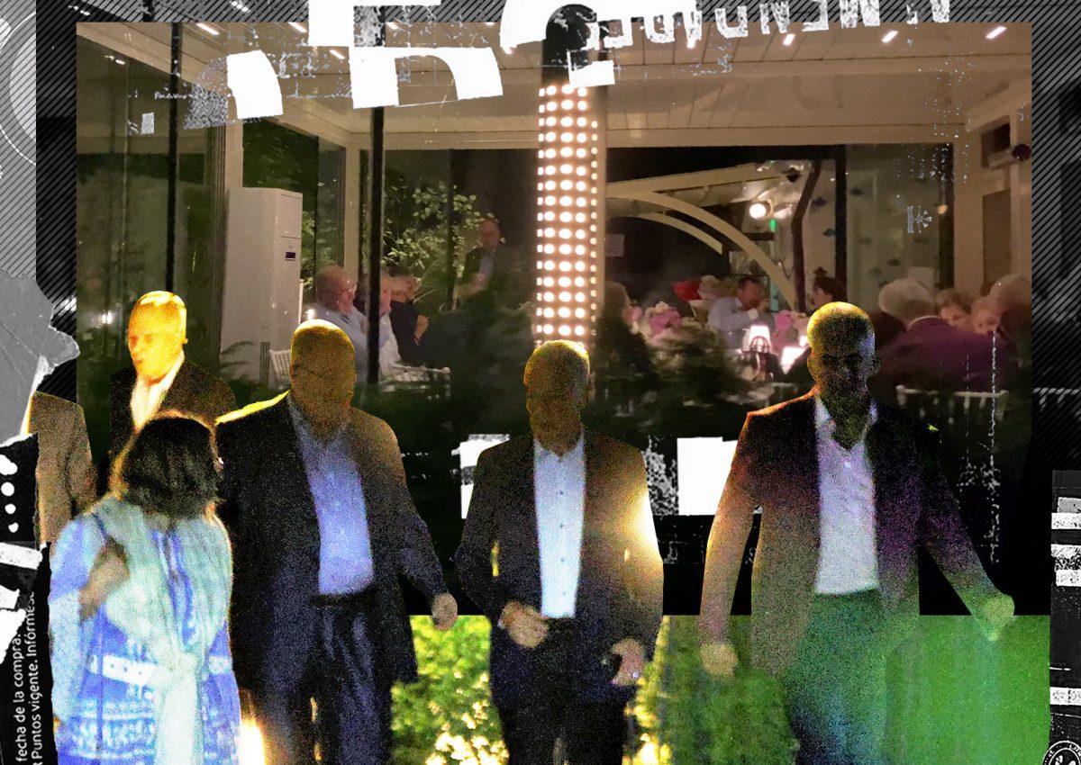 Șpriț de 2 miliarde € la un restaurant de pe malul lacului Herăstrău!