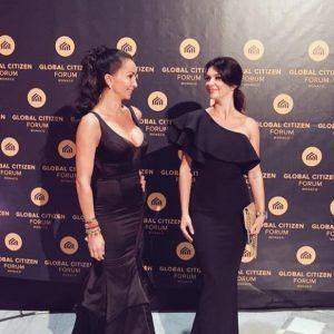 Mihaela Rădulescu (stânga) și Antoaneta au fost cândva prietene